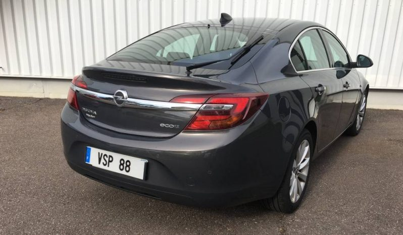 Opel Insignia complet